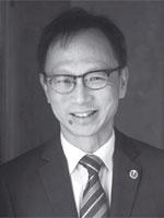 胡元豹參議員 Senator Yuen Pau Woo